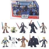 Star Wars Playskool Rivales Galacticos Habro Envio Gratis