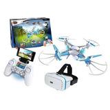 Spy Drone Wifi Vr 0708 Baisiqi Candy Db Laferianet