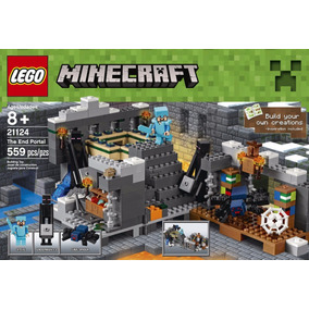 Lego Minecraft 21124 El Portal Final 559 Pzs