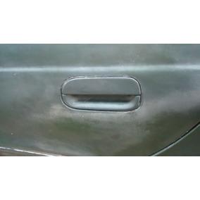 Maçaneta Da Porta Traseira Esquerda Hyundai Elantra Gls 1995