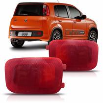 Retrorefletor Do Parachoque Fiat Uno Way Vivace 2011 2012