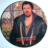 Bruce Spingsteen Picture Disc Vinilo Streets Of Philadelphia