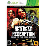 Red Dead Redemption Goty Xbox 360 Domicilio - Jgames