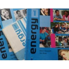 Liquidacion Libros De Ingles Energy One. 3 X 90