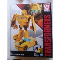 Transformers Generations Bumblebee Nuevo 5 Pasos Trqs