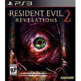 Resident Evil Revelation 2 Play3 Fisico Caja Cerrada Ps3
