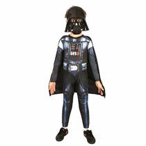 Star Wars Fantasia Darth Vader Longa Tamanho G - Rubies 1139
