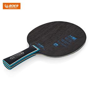 Manejar Largo - Boer X6 Mesa Tenis Ping Pong Racket Paddle M