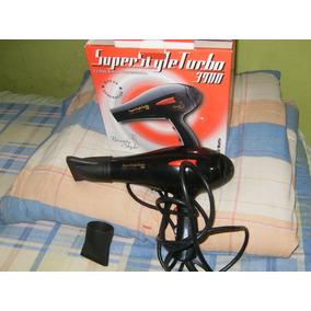 Secador De Cabello Super Styleturbo 23000rpm Profesional