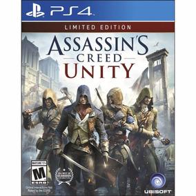 Assassins Creed Unity Juego Ps4