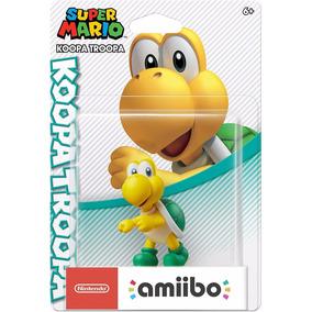 Amiibo Koopa Troopa Super Mario Bros Switch 3ds 2ds Wii U