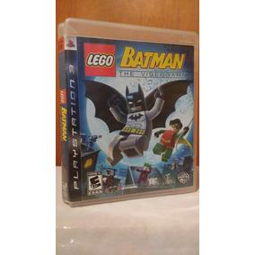 Lego Batman The Videogame (con Manual) Ps3 Od.st