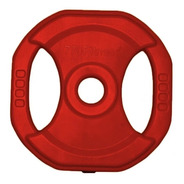Discos 2.5 Kg Con Agarre Pvc Body Pump Fitness