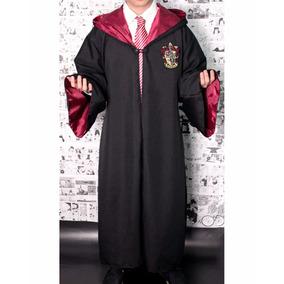 Capa Manto Harry Potter Grifinória Infantil Adulto Fantasia