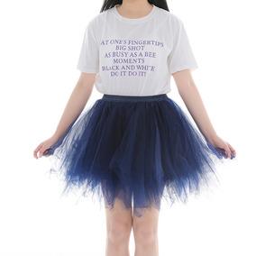 34038e545c Vestido Tutu Dama - Vestidos Azul marino en Mercado Libre México