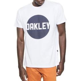 3bfacdfab0 Camisa Oakley Original - Camisetas e Blusas Manga Curta no Mercado ...