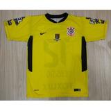 Camisa Corinthians Goleiro Cassio