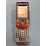 Sony Ericsson W600 Naranja Simplemente Perfecto Para Telcel
