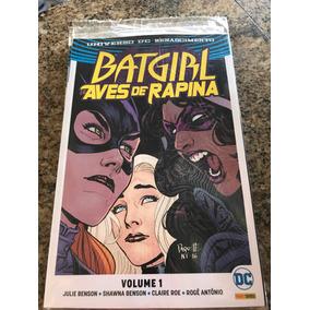 Batgirl E As Aves De Rapina Renascimento Vol. 01 -