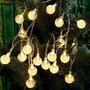 2m-5.8m Led Hada De Boda Jardín Fiesta Navidad Decoración