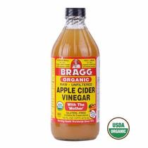 Vinagre De Manzana Organico, Bragg