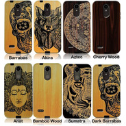 Funda Carcasa Wood Edition Motorola Moto E4 Plus