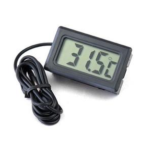 Termometro Digital Con Cable Sensor De Temperatura