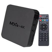 Android Smart Tv Box Quadcore 1gb 8gb 4k Hd Kodi Mxq 4k