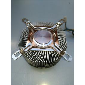 Disipador De Aluminio Con Cooler Intel Para Led