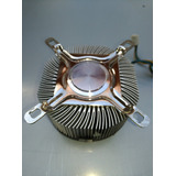 Disipador De Aluminio Con Cooler De 12volts Ideal Led 50w
