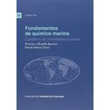 Fundamentos De Química Marina: Cuaderno De Actividades Grup