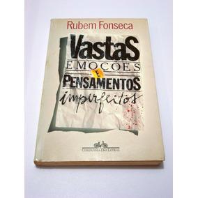 Vastas Emoções E Pensamentos Imperfeitos - Rubem Fonseca