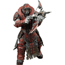 Neca Gears Of War Guardia Theron (casco) Serie Figura 2 Acc