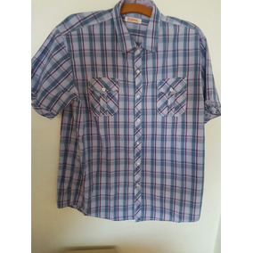 Camisa Michael Brandon L Xl