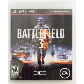 Battlefield 3 Limited Edition Ps3 Mídia Física