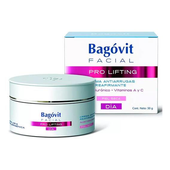 Bagovit Facial Pro Lifting Dia Piel Seca 50grs