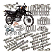 Clown Allen Inox Kit Parafuso Motor Escape Xt600 88 2004 Y4i