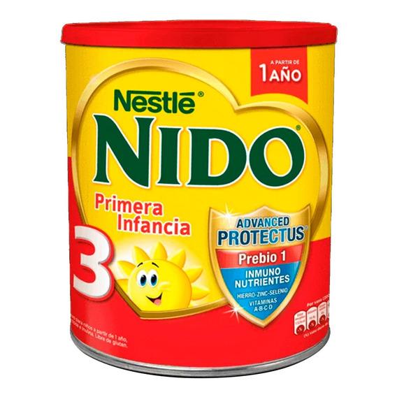 Leche En Polvo Nido Nestle Primera Infancia 1a3 A?os 800gr