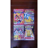 4 Revistas Pokémon Club Nº 6, 28, 29 E 33