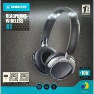Fone De Ouvido Bluetooth Kimaster - 1 Ano Garantia! Potente!