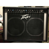 Peavey Stereo Chorus 400 Made In Usa Con Case Y Footswitch