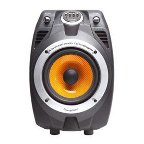 Caixa De Som Amplificadora Goldentec 100w Gt Extreme - Preta