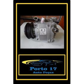Compressor Ar Condicionado Gm Spin 1.8 2017