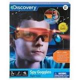 ¡nuevo! Gafas Espía Discovery Night Vision - ¡vea En La Oscu