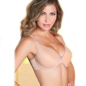 Brasier Every Day Lenceria Sexy Piel 4470 Vicky Form