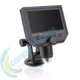 Microscopio Digital Con Pantalla Hd 1080p Baku 600x