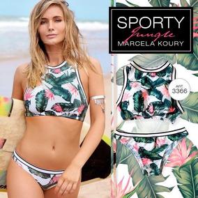 Bikini Top Soft +vedetina Marcela Koury 2018 Art 3366