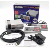 Consola De Videojuego Mini Retro, Hdmi, 600 Juegos