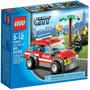 Lego City Auto Jefe De Bomberos 60001