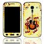 Capa Adesivo Skin373 Galaxy S3 Duos Gt-i8262b + Kit Tela